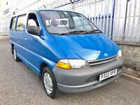 VERY LOW MILEAGE!! P REG TOYOTA HIACE 2.4 DIESEL POWERBUS WHEELCHAIR LIFT EX NHS VEHICLE!!