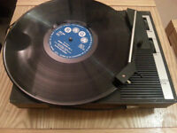 2 x Fidelity HF42 turntable/deck/record player - internal speaker - £30 - NW3