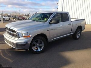 2011 Ram 1500 SLT 4x4- Low kms-warranty-no p