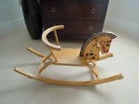 Rocking Horse Hand Made by Craftsman
