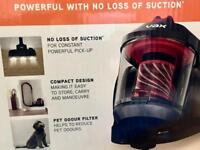 Vax Power Compact Bagless Vacuums Cleaner.
