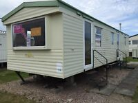 Great first time static caravan at a very cheap price sited at Nairn Lochloy