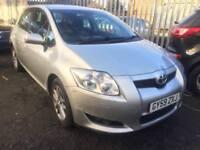 2010 toyota auris 1.3 ideal 1st car pocket friendly family car cheap taxn insurance mega barg