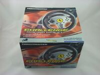 Boxed Thrustmaster Challenge Racing Wheel - PlayStation 1 and 2-VGC