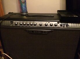 line 6 spider III 150w with foot controller