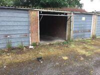 Garage to let Oakridge Basingstoke