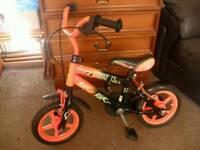 Boy's Strike bike