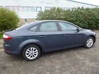 Ford Mondeo 2011 ZETEC 2.0 TDCI 163BHP Diesel 56640 miles FSH Stamped Atlantic Blue New Front Tyres