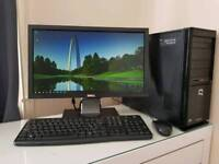 AMD Athlon Compaq Desktop PC Package - ATI Graphics