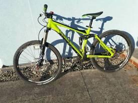 Canyon Nerve AM Mountain/ Enduro Bike