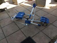 Kettler rowing machine.