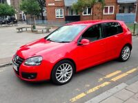 VW Golf GT TDI, FSH, 12 Months MOT, New Cambelt, HPI Clear. Just serviced!
