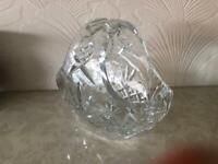 Crystal basket