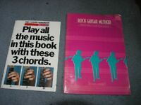 4 Guitar Music Books Learn To Play Guitar Weymouth free Delivery