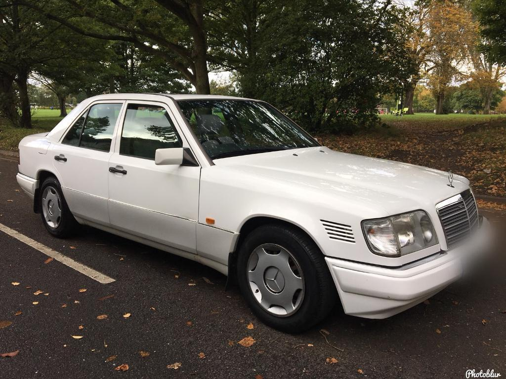 mercedes 300d deisel w124 in kings norton west midlands gumtree. Black Bedroom Furniture Sets. Home Design Ideas