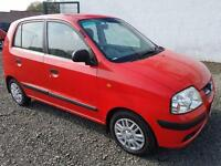 HYUNDAI AMICA 1.1 GSI 5dr VERY LOW MILES (red) 2006