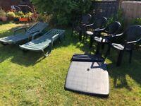 Outdoor furniture Job-lot