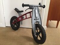 Kids balance bike: FirstBIKE CROSS RED