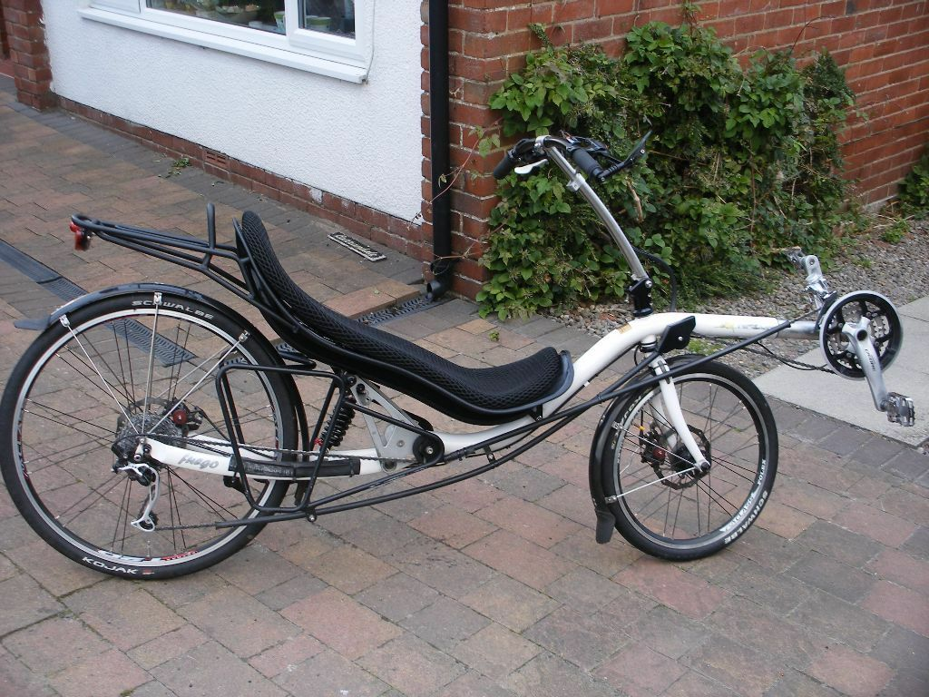 Nazca Fuego Top Sport Recumbent Bike In Carlisle Cumbria Gumtree