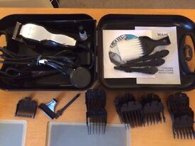 Wahl Clipper Set, all parts included. Very good condition. £20