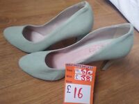 Suede Next Size 5 1/2 shoes new - £15