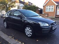 2006 Ford Focus Manual Petrol 1.6 LX , Full Service history , Low insurance & Road Tax, HPI Clear