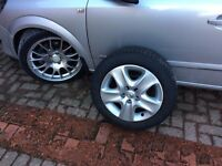 Goodyear Eagle NCT5 x 4