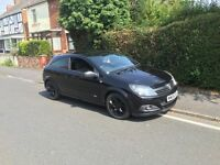 Vauxhall Astra sxi 1.4 in Black