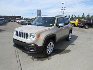 2016 Jeep Renegade Courtesy Car, Low Mileage
