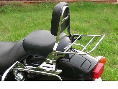 SISSY BAR PASSENGER BACKREST + LUGGAGE RACK HONDA VF 750 MAGNA (`94-`04)