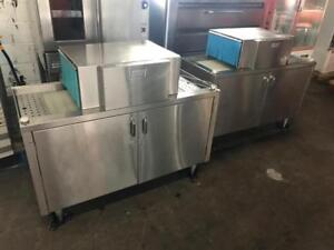 48 Moyer Diebel glass washer spray way ( like new mint ! ) only $3495 ! ( save $$$ thousands ! ) retails $9k+
