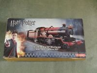 Harry Potter Train set - Hornby Half Blood Prince. Hardly used. Full contents