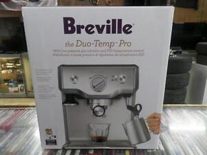 Brand New Breville The Duo Temp Pro