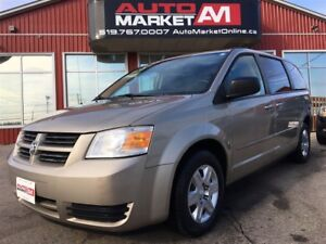 2008 Dodge Grand Caravan SE, Stow and Go, WE APPROVE ALL CREDIT