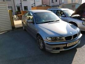 *** REDUCED *** BMW 320d M-Sport, manual, 6 speed