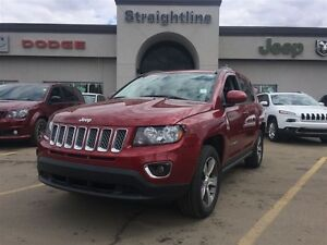 2016 Jeep Compass Local Trade, Low Mileage, Great Price