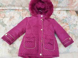 Winter coat 18-24