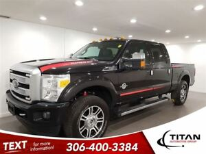 2015 Ford F-250 Superduty Platinum|Diesel|Leather|Sunroof