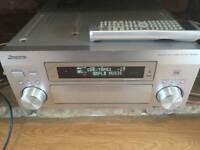 Pioneer Receiver and Dvd Cd player