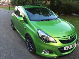 2012 Vauxhall Corsa VXR Nurburgring Edition 1.6 3 door Hatchback