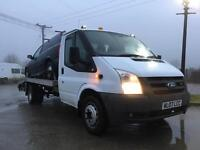 Ford transit recovery /part x/swaps