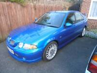 Rover/mg zs 180 2002 blue saloon £1200 ono