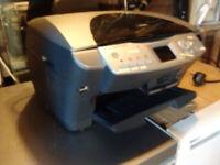 Old Epson Stylus Photo RX620 printer