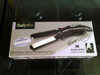 BaByliss Solid Ceramic Session Straightening Irons