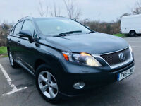 LEXUS RX450H SE HYBRID FULLY LOADED FULL LEXUS SERVICE HISTORY RX 450H NOT PRIUS MERCEDES BMW