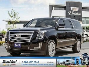2017 Cadillac Escalade ESV Platinum 2.99% for 0 m up to 6onth...