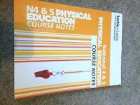 PE - National 4&5 Course Notes