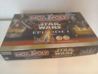 Collector's Edition - Star Wars Monopoly