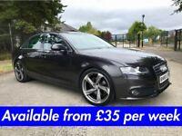 Audi A4 (A5 A6 Leon Jetta Passat 320d 520d) £35 per week