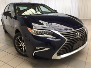 2016 Lexus ES 350 Touring Navigation Pkg: 1 Owner, Fully Service
